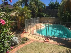 Swimming Pools - Centurion Temporary Fence